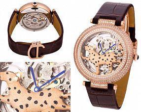 Женские часы Cartier  №N1546
