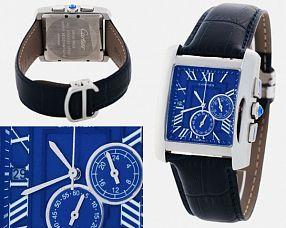 Унисекс часы Cartier  №N2368
