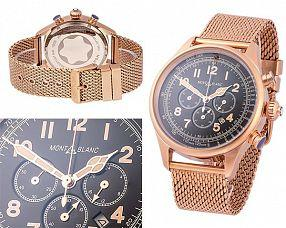 Мужские часы Montblanc  №N2599