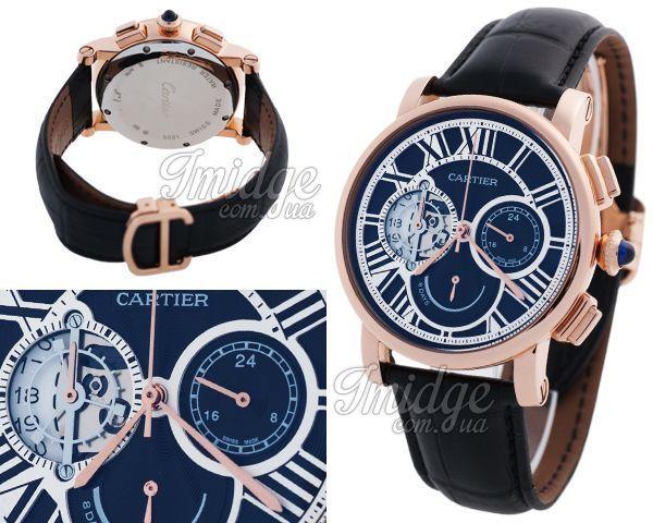 Мужские часы Cartier  №N2364