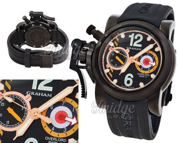 Мужские часы Graham  №MX1062