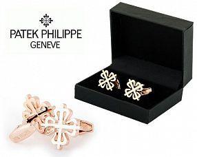 Запонки Patek Philippe  №421