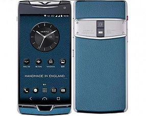 Смартфон Vertu Модель Constellation Х 2019 Grey Blue