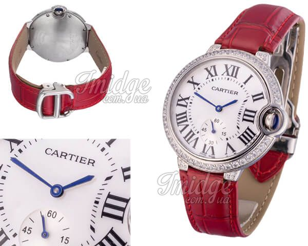 Женские часы Cartier  №MX3528