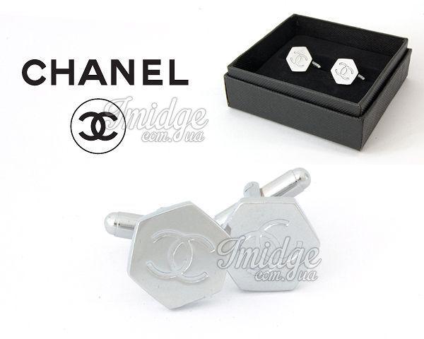 Запонки Chanel  №210