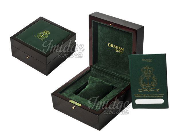 Коробка для часов Graham  №33