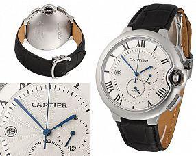 Мужские часы Cartier  №N2565