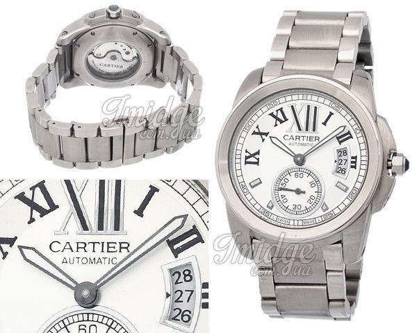 Мужские часы Cartier  №N0985