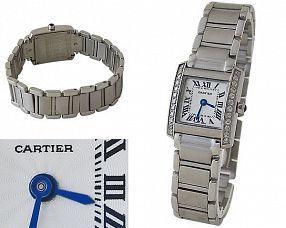 Женские часы Cartier  №C0077