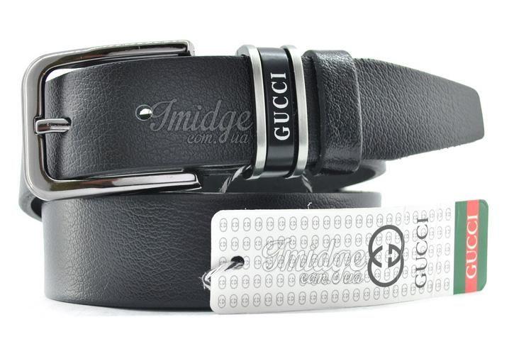 Ремень GUCCI Real Leather №B0304