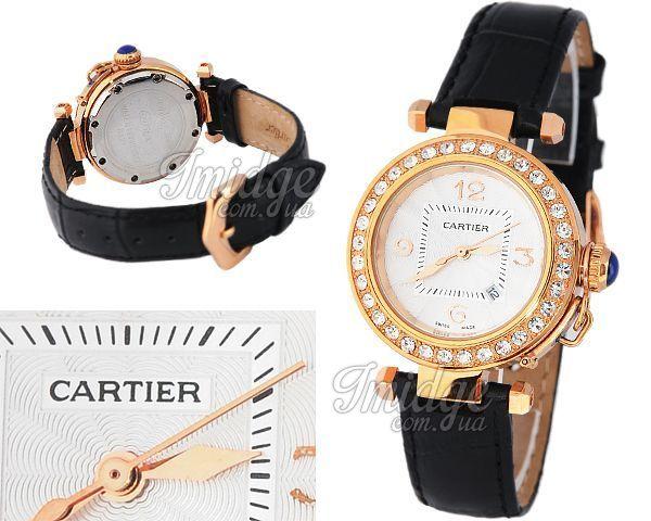 Женские часы Cartier  №M3435