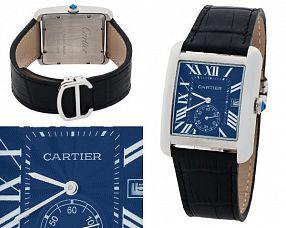 Мужские часы Cartier  №N2070