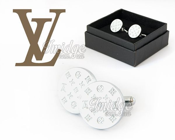 Запонки Louis Vuitton  №275