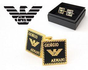 Запонки Giorgio Armani  №206