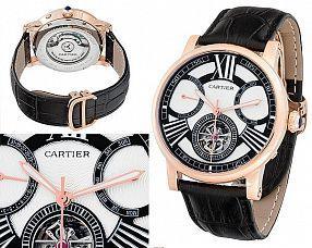 Мужские часы Cartier  №N2291