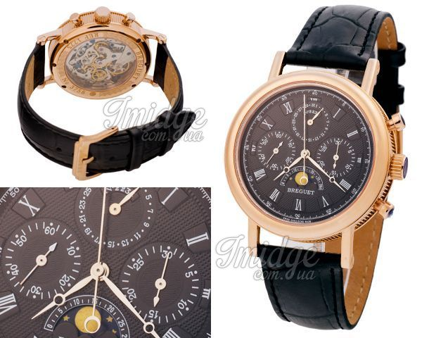 Мужские часы Breguet  №M3465