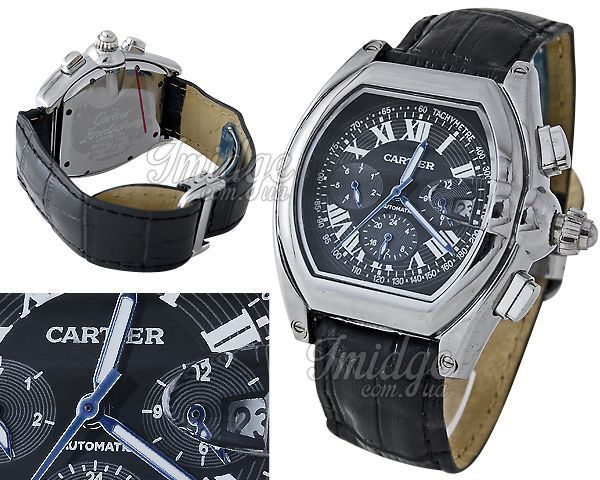 Мужские часы Cartier  №H0553