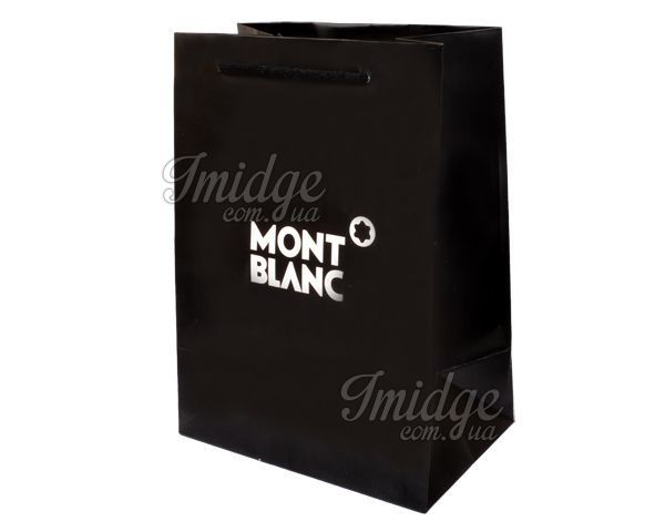 Брендовый пакет Montblanc  №1025