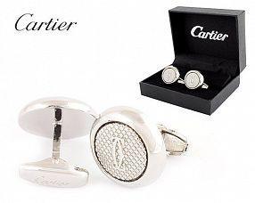 Запонки Cartier  №367