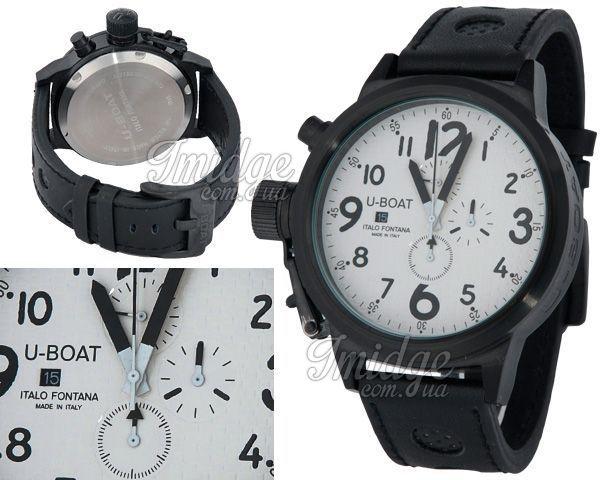 Мужские часы U-BOAT  №MX0679