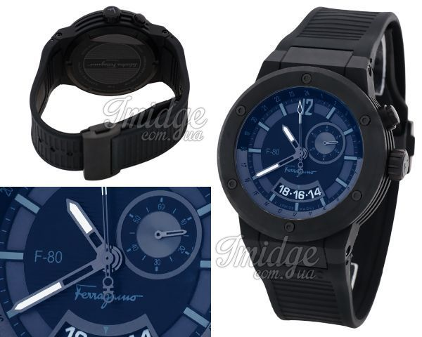 Мужские часы Salvatore Ferragamo  №N2234