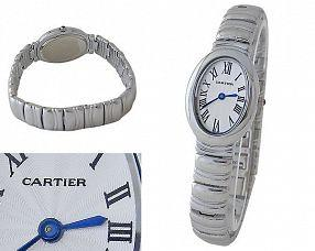 Женские часы Cartier  №C0210