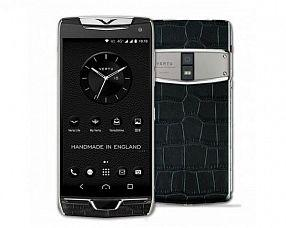 Смартфон Vertu Модель Constellation Х 2019 Black Alligator