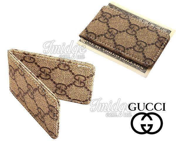 Зажим для денег Gucci  Z0006