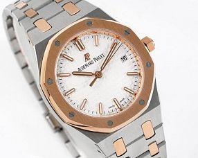 Женские часы Audemars Piguet  №MX3719 (Референс оригинала 77350SR.OO.1261SR.01)