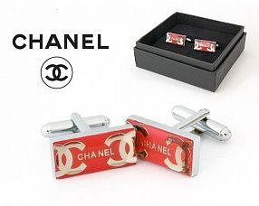 Запонки Chanel  №234