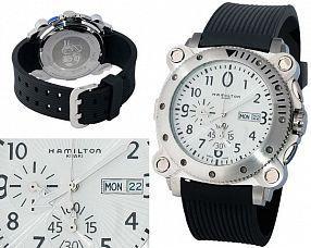 Мужские часы Hamilton  №N0270