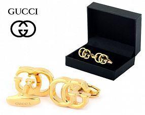 Запонки Gucci  №405