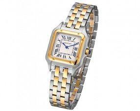 Женские часы Cartier Модель №MX3714 (Референс оригинала W2PN0007)