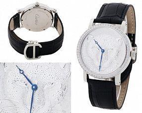 Женские часы Cartier  №N2069