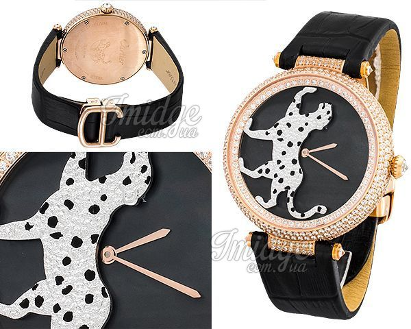Женские часы Cartier  №MX2955