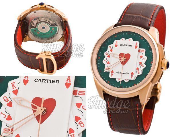 Мужские часы Cartier  №MX1280