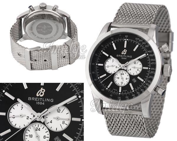 Мужские часы Breitling  №N0924