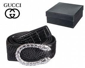 Ремень Gucci  №B074