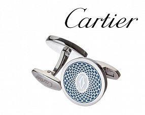 Запонки Cartier  №478
