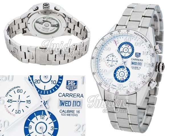 Мужские часы Tag Heuer  №MX2296 (Референс оригинала CV2A11.BA0796)