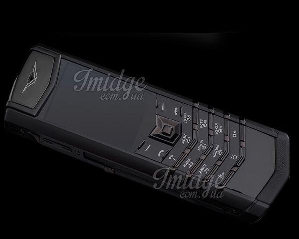 Телефон Vertu  Signature S Design Pure Black