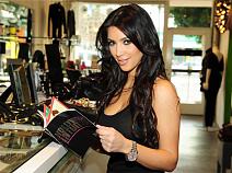 Подражая Ким Кардашян: за уникальными часами – в онлайн-бутик Имидж
