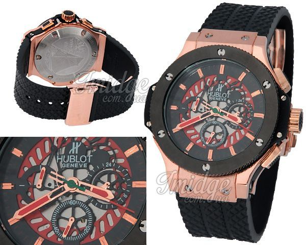 Мужские часы Hublot  №MX0561