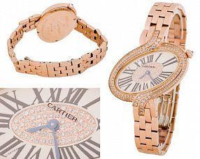 Копия часов Cartier  №N1550