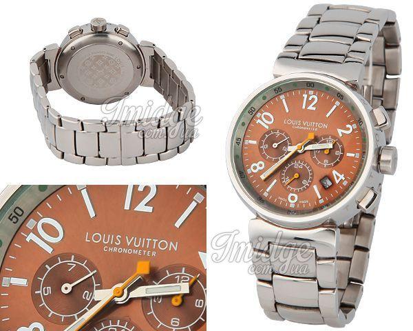 Копия часов Louis Vuitton  №MX0855