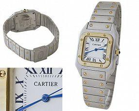 Унисекс часы Cartier  №C0129