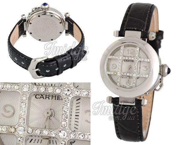 Женские часы Cartier  №MX1083