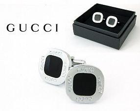 Запонки Gucci  №207