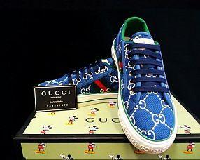 Кеды Gucci Модель №F003