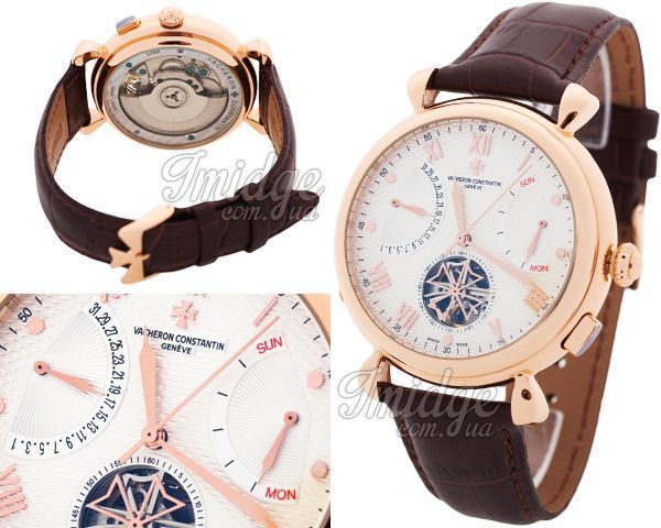 Мужские часы Vacheron Constantin  №MX2751